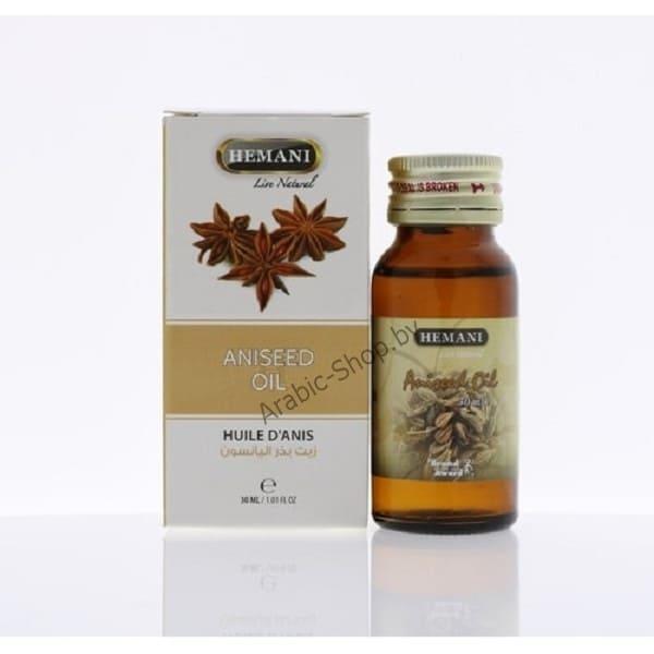 "Масло Анисовое ""Hemani Aniseed Oil"" (30 мл) - Для Волос и Кожи"